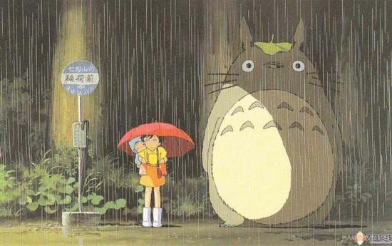 《龙猫》归来 宫崎骏亲自主持数码修复