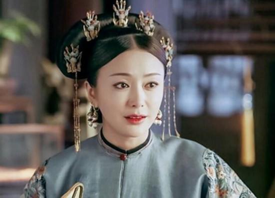 秦岚演绎了最温柔的富察皇后,颜值和气质都达到了巅峰状态.图片
