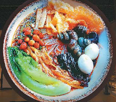 一碗螺蛳粉带火柳州城