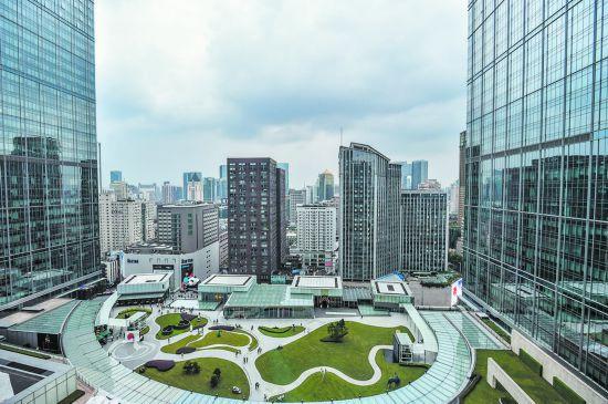 福布斯中���l布2018中��大�最佳商�I城市榜成都排名大幅上升至第六