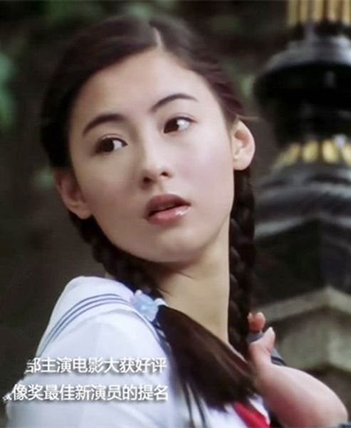 张柏芝佟丽娅刘亦菲……第一眼就能惊艳到你的女演员 第几张让你心动了?