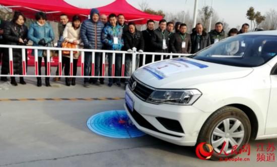 江苏省高校驾驶技能大赛在徐州工程学院举行