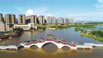 广东惠州金山湖公园二期基本建成 争取明年春节前开放