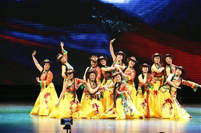 南通海安举办庆祝改革开放40周年专场文艺演出