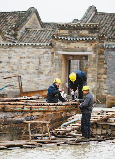 修缮古民居 吸引八方客
