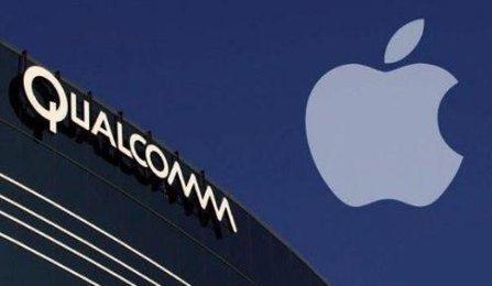 高通在中国获得针对苹果公司的诉中临时禁令