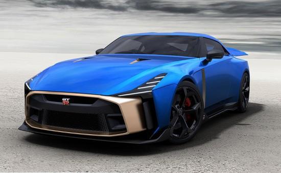 起价150万美元 日产GT-R50限量生产50辆