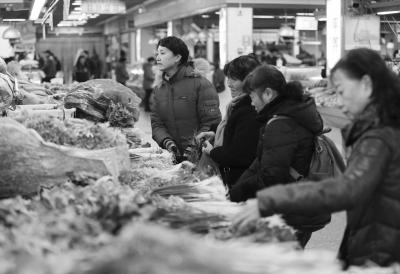 低温天南京保障蔬菜供应 已入库蔬菜储备2300吨