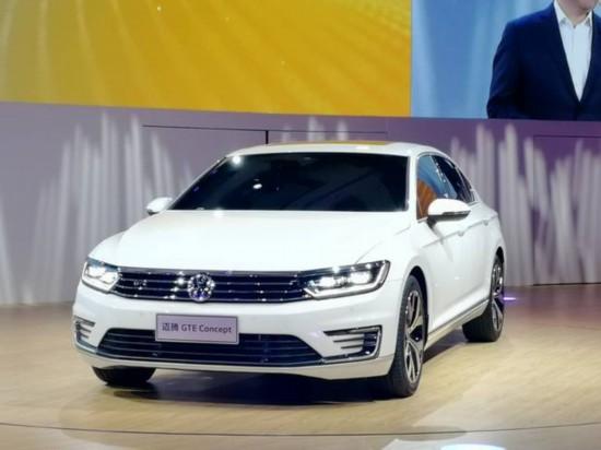 迈腾电动版明年中国开卖售34万元比日本车省油