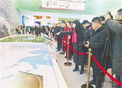 """""""河南元素""""闪耀改革开放40周年大型展览"""