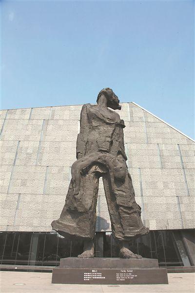 南京大屠杀雕塑创作者吴为山:凝固民族历史