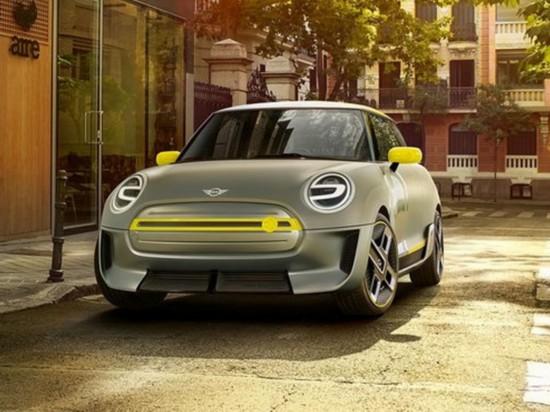 MINI首款电动车明年开卖将国产/售价大幅降低