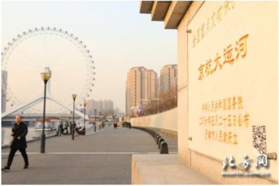 天津,一座运河之城