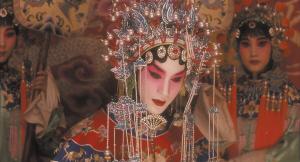 《霸王别姬》25年陈凯歌忆张国荣 初见时汗毛直立认定他就是程蝶衣