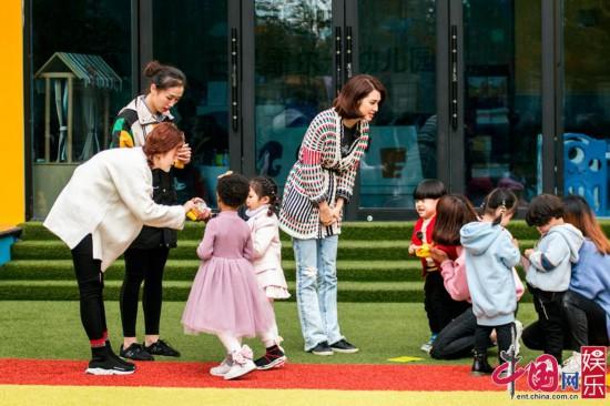 《爱上幼儿园》张丹峰竟暗示洪欣要温柔?