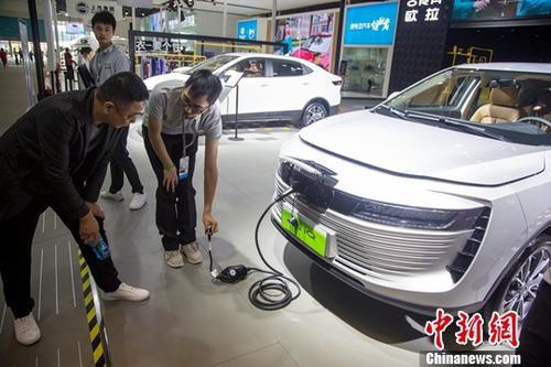 四部委:力争用3年大幅提升新能源汽车充电技术
