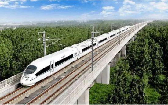 重磅!湖北最新鐵路規劃出爐,近期要新建這10余條鐵路!