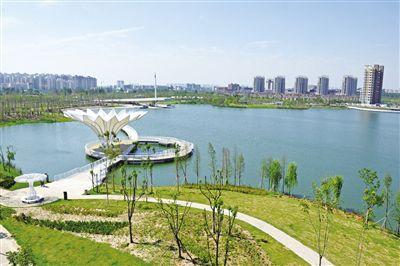 魅力亭湖 描绘绿色发展最美底色