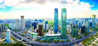 <b>北京CBD之路:从工业聚集区变身开放新</b>