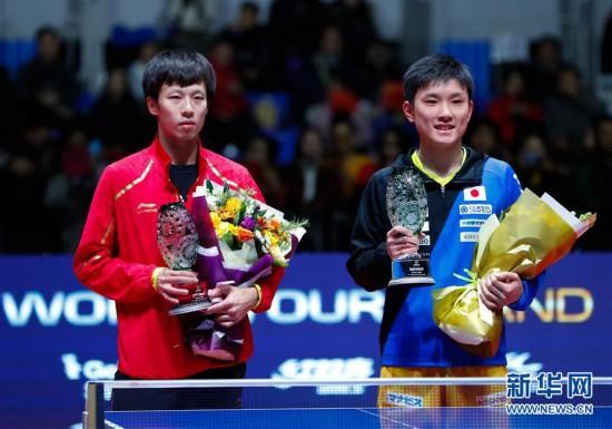 国乒交出年终答卷 日本将成东京奥运最大对手