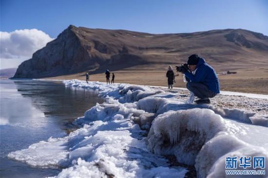 (新華視界)(4)西藏:色林錯冬景怡人