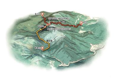 两位杭州资深爬山爱好者失联七天后12月15日早上在湖州安吉的山中被发现已遇难