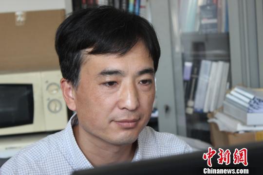 青年科学家马国亮:研究高能物理行走于未来科研轨道