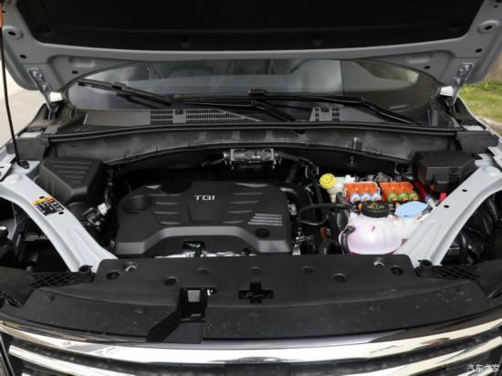 上汽集团 荣威RX5新能源 2018款 eRX5 50T 混动尊享版