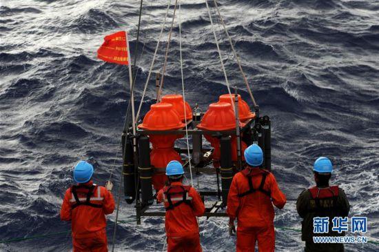 在马里亚纳海沟探索海洋最深处的科学奥秘