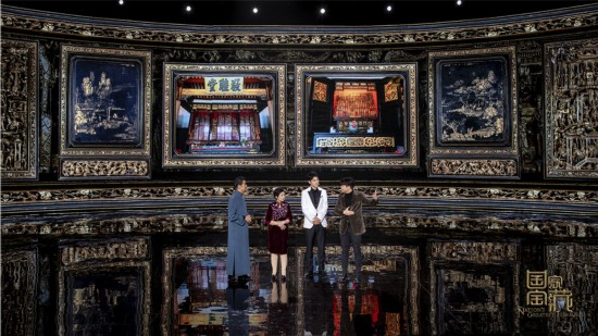 三件国宝亮相《国家宝藏》第二季广东省博专场