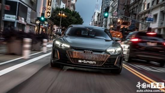 奥迪全电动E-Tron GT 预计2020年末上市