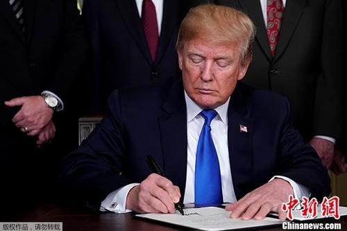 """外媒:美国白宫和政府部门开始为""""停摆""""做准备"""