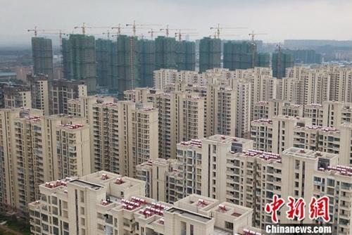 全国楼市销售放缓   多地住宅库存出现持续回升