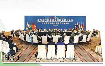 2018中国军事外交十大亮点