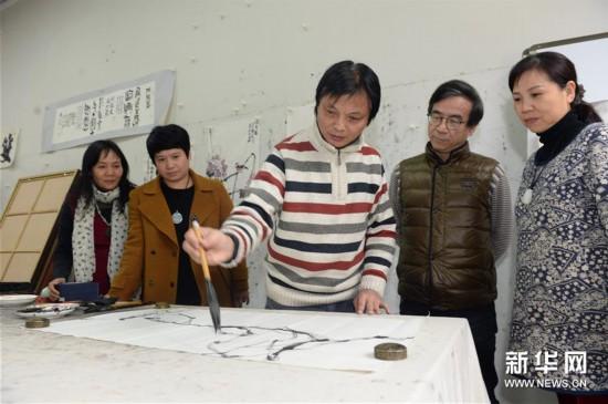 (文化)(2)贵阳花溪:板桥艺术村吸引八方客