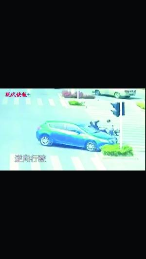江苏前11月查处电动车交通违法480余万起