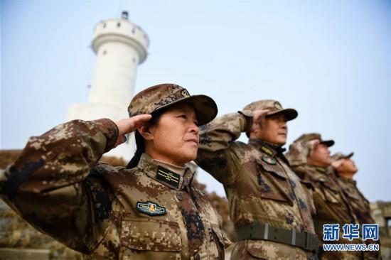 (年终报道)(1)王仕花:我要在开山岛继续守下去