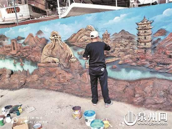 泉州鲤城后坑旧校舍改造成村级文化艺术交流中心