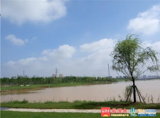 溧水8个海绵城市项目完工达标 共1.65平方公里