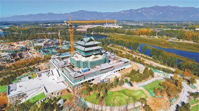 北京60个新建项目实现开工