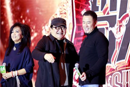 《歌手》首发阵容 刘欢齐豫杨坤吴青峰领衔