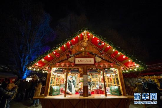 (国际)(1)德国柏林:绚烂圣诞节