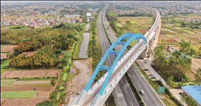 宁启铁路二期将于2019年1月5日正式通车