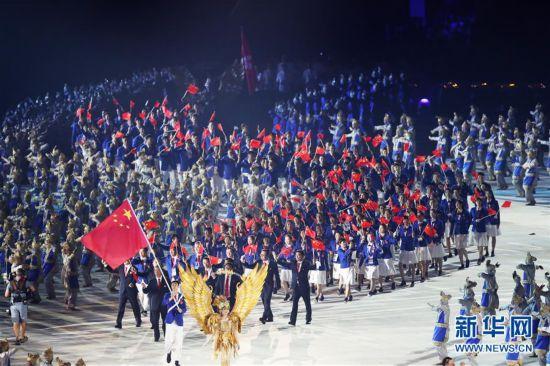 (体育·岁暮稿)(6)新华社体育部评出2018年中国体育十大音信