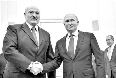 俄白总统就俄石油税收改革等问题举行