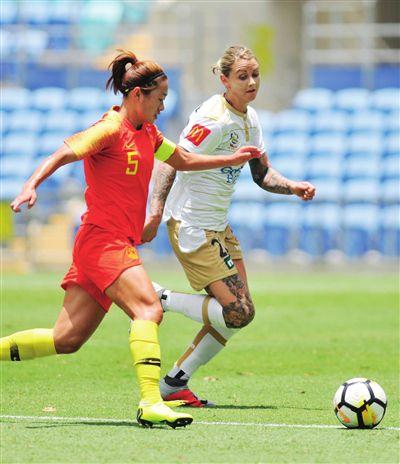中国女足队长吴海燕 法国世界杯不想留遗憾