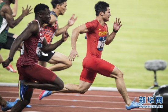 (体育·岁暮稿)(4)新华社体育部评出2018年中国体育十大音信