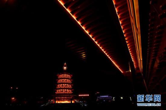 (XHDW)(4)洛阳明堂天堂:建筑瑰宝耀古都