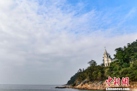 上川岛沙勿略教堂 索有为 摄