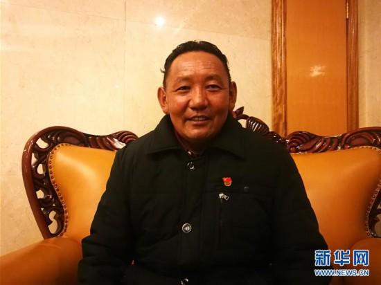 """(改革先锋风采・图文互动)尼玛顿珠:西藏牧区改革的""""排头兵"""""""